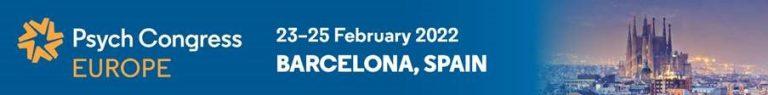 Psych Congress Europe - banner